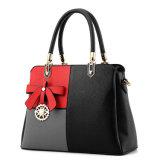 Nieuwe Stijl de Handtas van de Vrouwen van Dame Clutch Tote Bag Crossbody Zak met de Kleuren van het Contrast