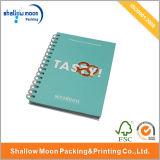 Cahier fait sur commande professionnel de papier de livre À couverture dure de Cardpaper avec le logo fait sur commande