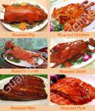 Chauffage électrique professionnelle commerciale Cochon/torréfacteur de pont pour la cuisson de viande