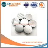 Placa redonda de carburo de tungsteno en blanco G30
