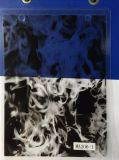 Película fresca Ma133-5 de la impresión de la transferencia del agua de la película de China PVA del fuego