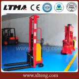 Apilador semi eléctrico de Ltma 1ton 1.5ton 2ton para la venta