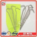 Palo di titanio unito in lega della tenda del grado 5 del diametro 3.0 per all'aperto