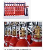 ABC-trockene Puder-Löscher für Feuerbekämpfung