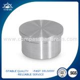 Casquillo de extremo redondo modificado para requisitos particulares de la barandilla del tubo del acero inoxidable para 38.1m m, 42.4m m, 50.8m m