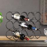 Оптовый высокорослый шкаф вина индикации положения пола шкафа вина металла