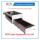 sorgente di laser della fibra 4000W della tagliatrice del laser di alta precisione per metallo