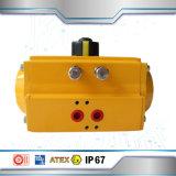 Qualitäts-pneumatischer Stellzylinder mit einzelnem Halter
