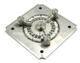 Fibre optique E2K/connecteur APC Fixture de polissage E2K/APC Gabarit de la plaque de polonais de polissage