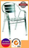 Silla al aire libre de aluminio de los bistros de los muebles (AS1007A)