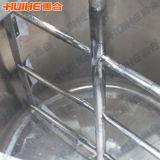 De verticale Tank van de Opslag voor Roestvrij staal