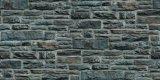 Koreanisches Wand-Papier des modernen Ziegelstein-3D