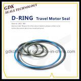 PU/NBR Motor de Deslocamento do anel de vedação (D)