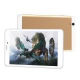 8 tablette PC neuve du WiFi FM Bluetooth 3G de l'enveloppe Mtk6582 GPS en métal de faisceau de quarte d'écran d'IPS de pouce