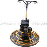 Trowel concreto da potência 7HP com rodas