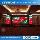 La haute définition1.875P mm Affichage LED de l'intérieur même