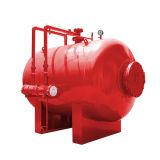 消火活動のための泡のぼうこうタンクの高品質