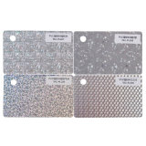 Pvc- Identiteitskaart met de de Hoge Film/Bekleding van de Veiligheid UV/Hologram