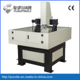 Cnc-Maschinerie CNC-maschinell bearbeitenstein CNC, der Maschine schnitzt