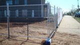Aufbau verwendetes Australien-temporäres Standardc$fechten