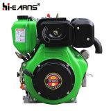 열쇠 구멍 샤프트 (HR188FA)에서 12HP 디젤 엔진 전기 시작