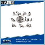 CNCの回転機械化の部品のステンレス鋼はカスタムハードウェアを分ける
