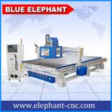 Mini router da tavolino di CNC della macchina per incidere di CNC Ele2040 2000*4000mm Jinan 3D resistente