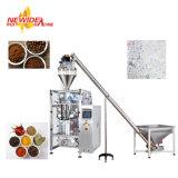 Máquina de relleno de empaquetado de la almohadilla del polvo de la harina