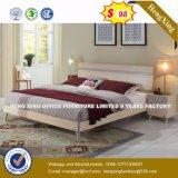 Het Bed van de Slaapkamer van de Hoogste Kwaliteit van de Stijl van Groot-Brittannië met ZijLijst (hx-8NR0827)