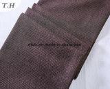 Diseño de tela de lino de café para Presidente y el Sofá (FTD31050)