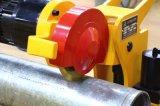 """Kleines Cuttr bearbeitet hydraulische Rohr-Ausschnitt-Maschine 750W 2 """" - 12 """" maschinell (QG12C)"""