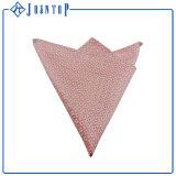 Fazzoletto di seta su ordinazione della casella tessuto modo Square/100%