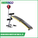 Складные вес Подъем осуществлять многоместного нажмите спортзал оборудование для фитнеса сидеть на стенде
