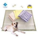 La máquina de lujo de hacer cachorro bacinica almohadilla, mascota aseo con Sticker (8090cm)