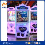 De in het groot Machine van de Klauw van de Arcade van de Machine van de Spelen van de Arcade Muntstuk In werking gestelde