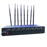 80W de potencia media de la escuela impermeable Examen Jammer señal Jammer Jammer para teléfonos/GPS/WiFi, 5g Jammer