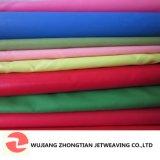 Toque suave tecido Downproof de nylon para vestuário para baixo