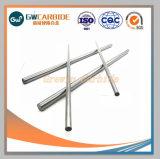O carboneto de tungsténio fundido sólido Yl10.2 haste redonda