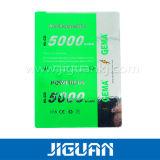 Etiquetas de paquete de productos de cosmética privado