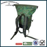 Zaino impermeabile Sh-17090134 di svago della montagna del camuffamento del sacchetto asciutto dello zaino di giorno della parte superiore di rotolamento