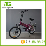 Minityp 36V 250W Ebikes, das e-Fahrräder versteckte Batterie-elektrische Fahrräder für Dame faltet