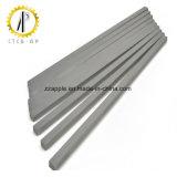 De carburo de tungsteno sintetizado las tiras de desgaste de herramienta de corte