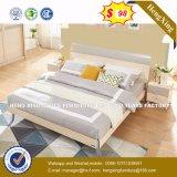卸し売り旧式な木のVillege様式の寝室の家具のベッド(HX-8NR0844)