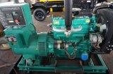 El motor generador diesel de 68kw de potencia 85kVA generador diésel eléctrico Volvo