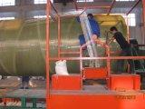 Linea di produzione della macchina di bobina del serbatoio del filamento della vetroresina di GRP FRP