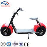 1000W Харлей электрический скутер движется с помощью звукового сигнала