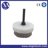Cepillos Industriales cepillos de disco personalizado para el rebabado pulido (dB-400002)