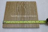 Le fil a balayé le chêne large de planche conçu parquetant des Mutil-Couleurs