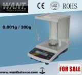 60g 0,001 g Precision аналитических цифровой шкалы