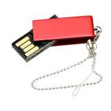 Таможня большого части привода вспышки USB металла шарнирного соединения миниая